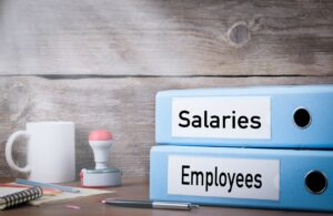Employees and Salaries